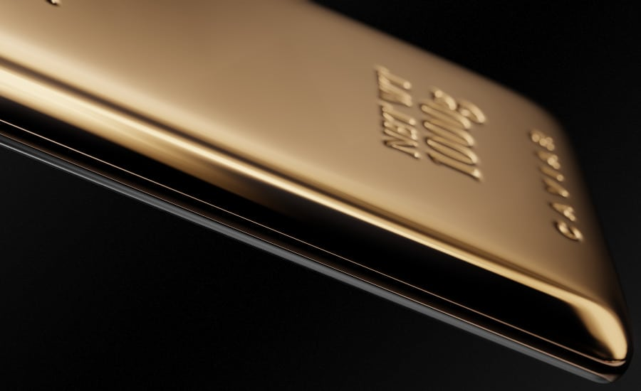 Galaxy Note 9 Fine Gold Edition 4