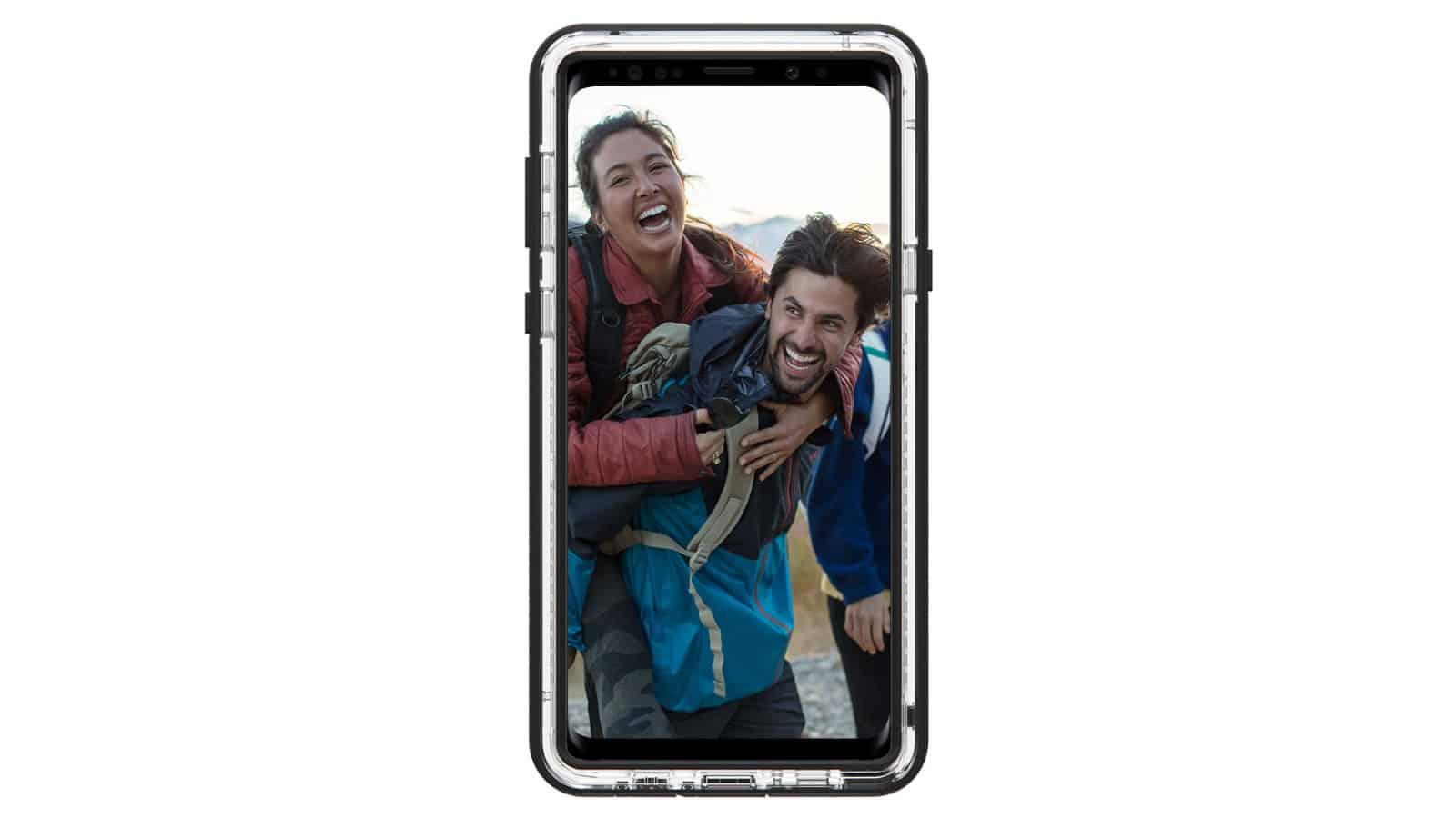 Galaxy Note 9 LifeProof NEXT case 11