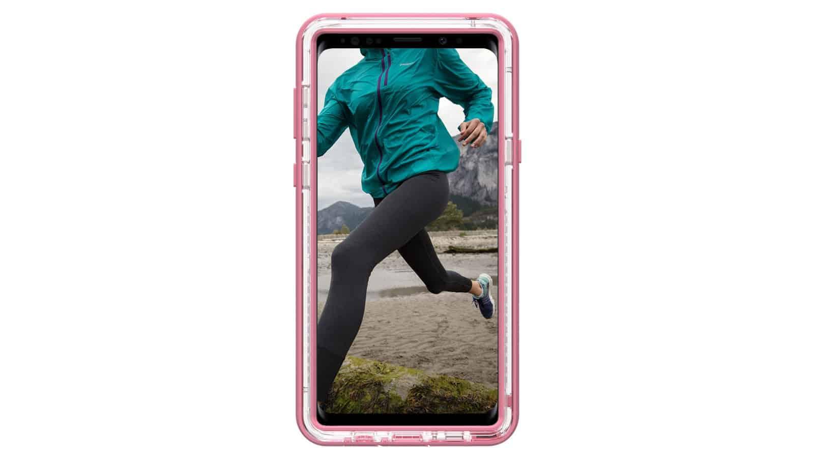 Galaxy Note 9 LifeProof NEXT case 12