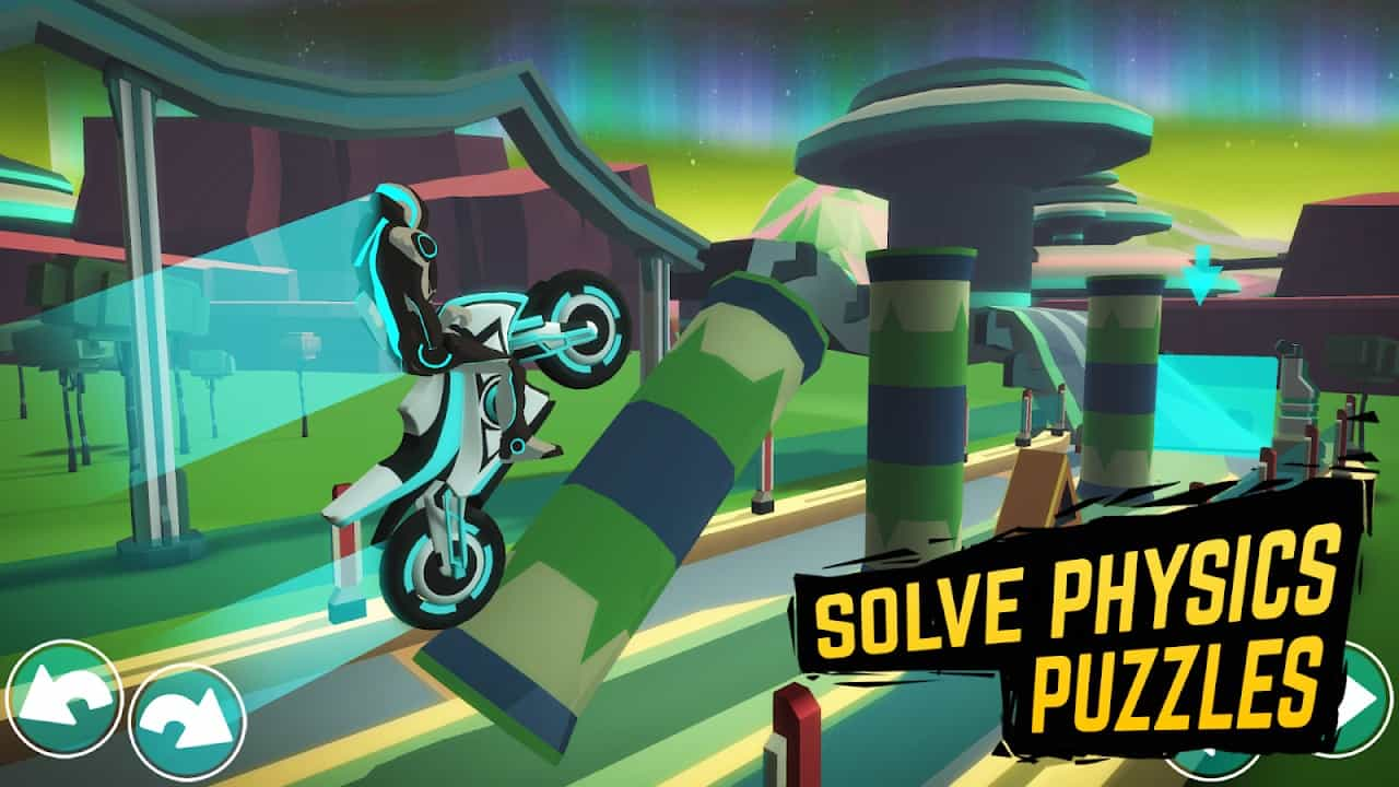 Gravity Rider 3