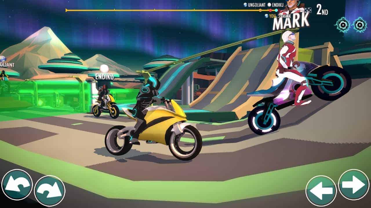 Gravity Rider 6