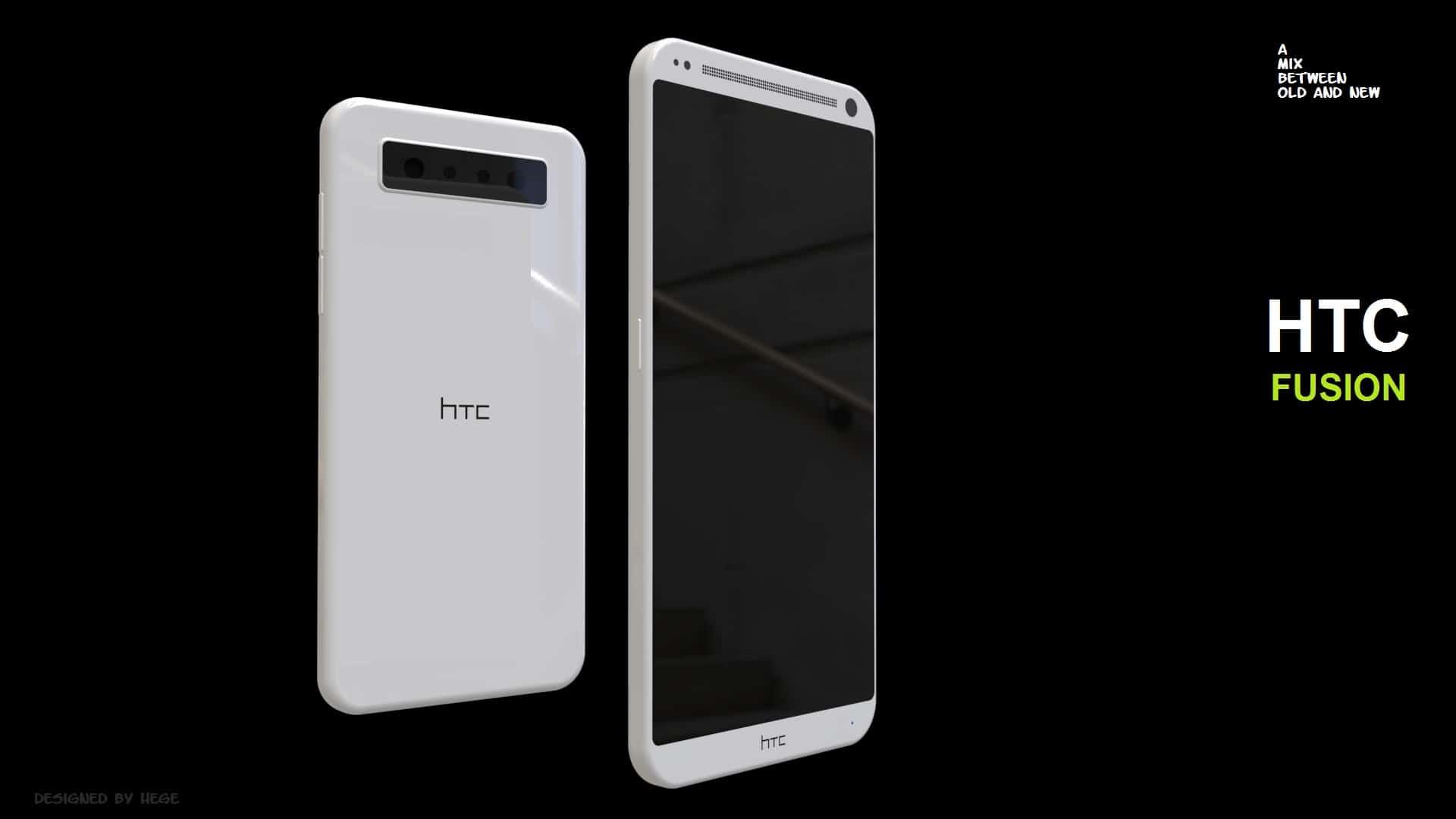 HTC Fusion concept 3