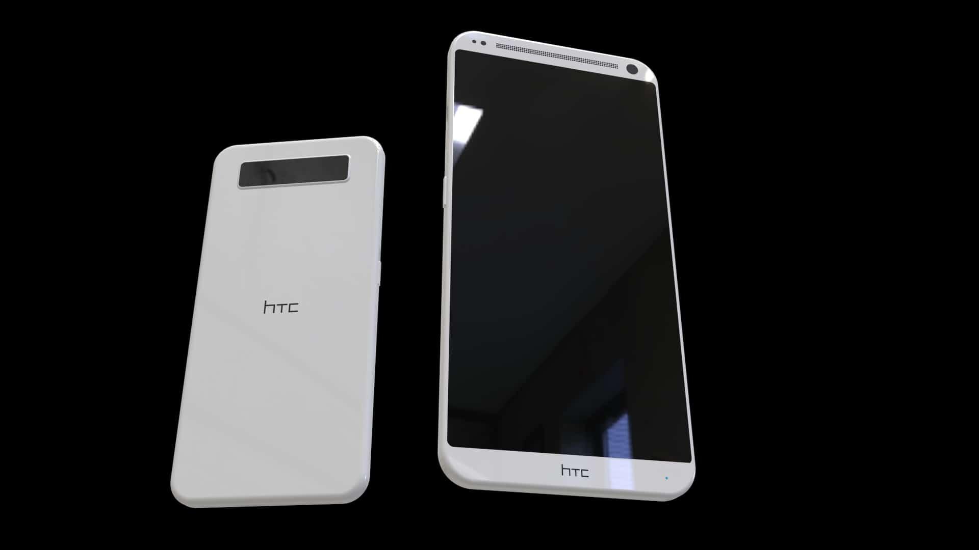 HTC Fusion concept 5