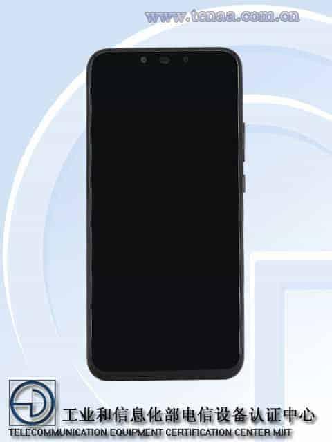 Huawei Mate 20 Lite TENAA 1