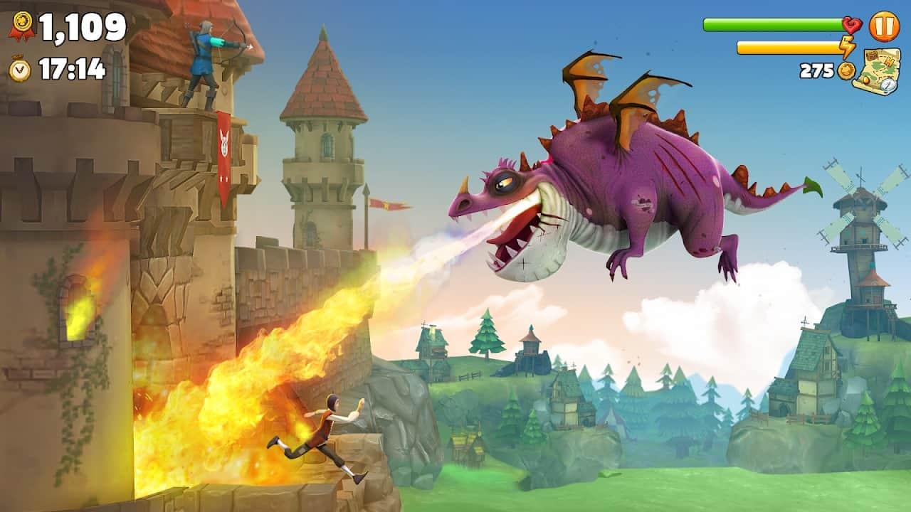 Hungry Dragon 1