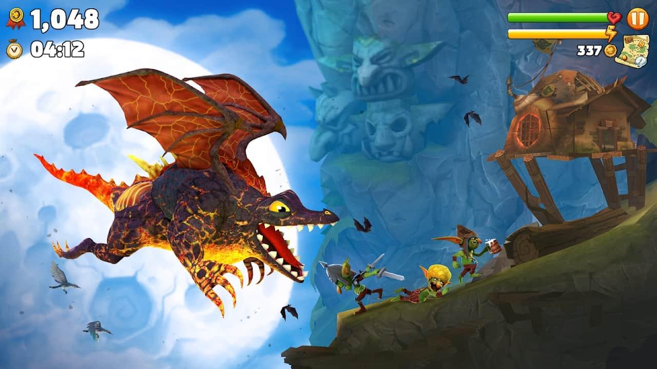 Hungry Dragon 2