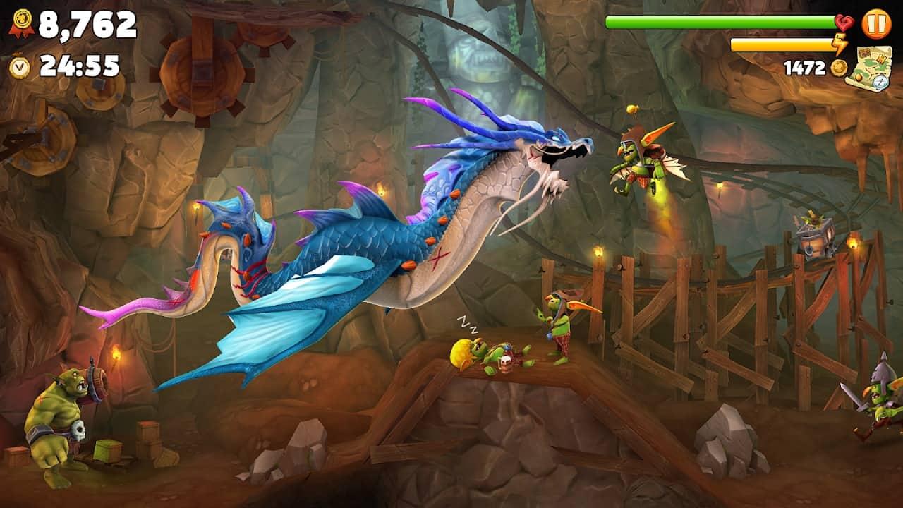 Hungry Dragon 5