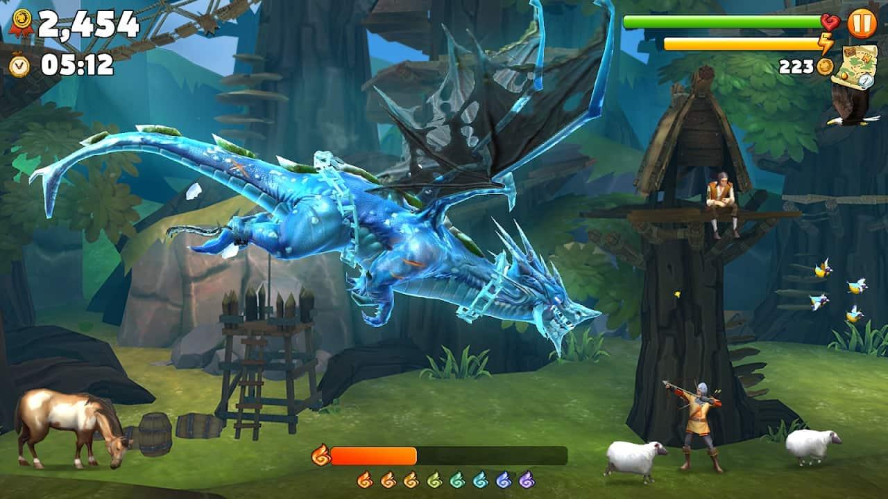 Hungry Dragon 6