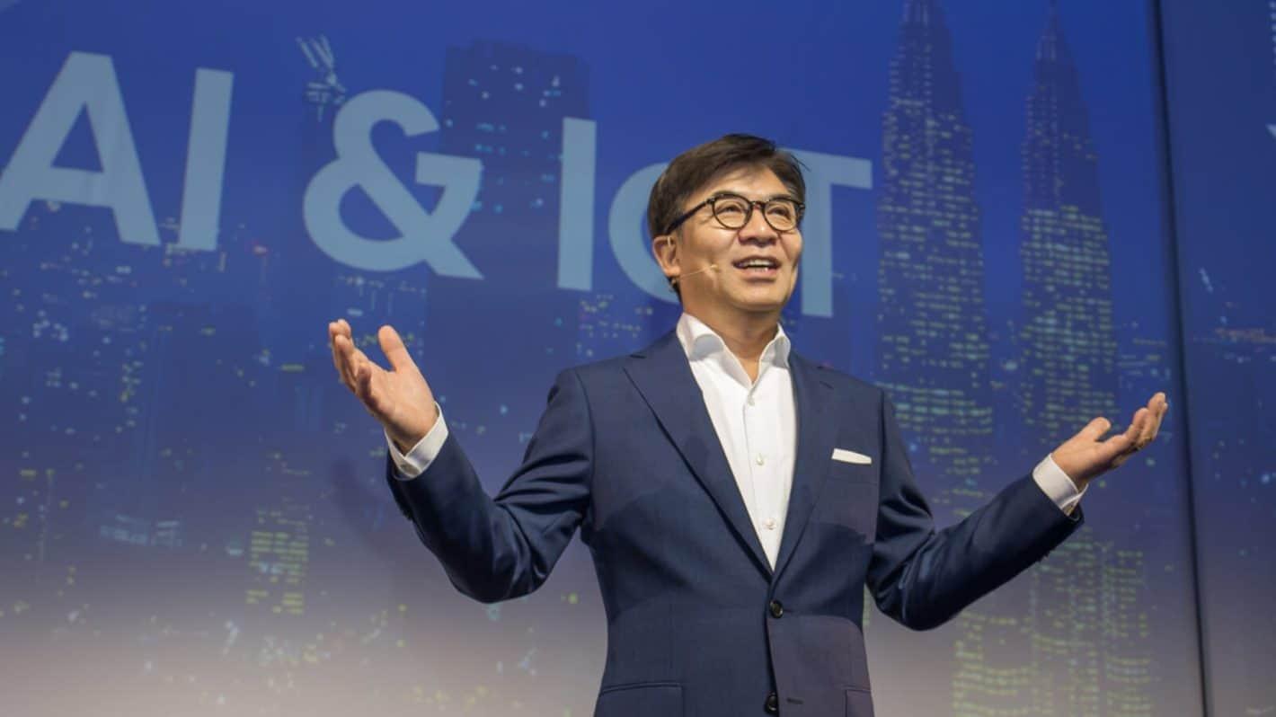 IFA 2018 Samsung Press Conference 2