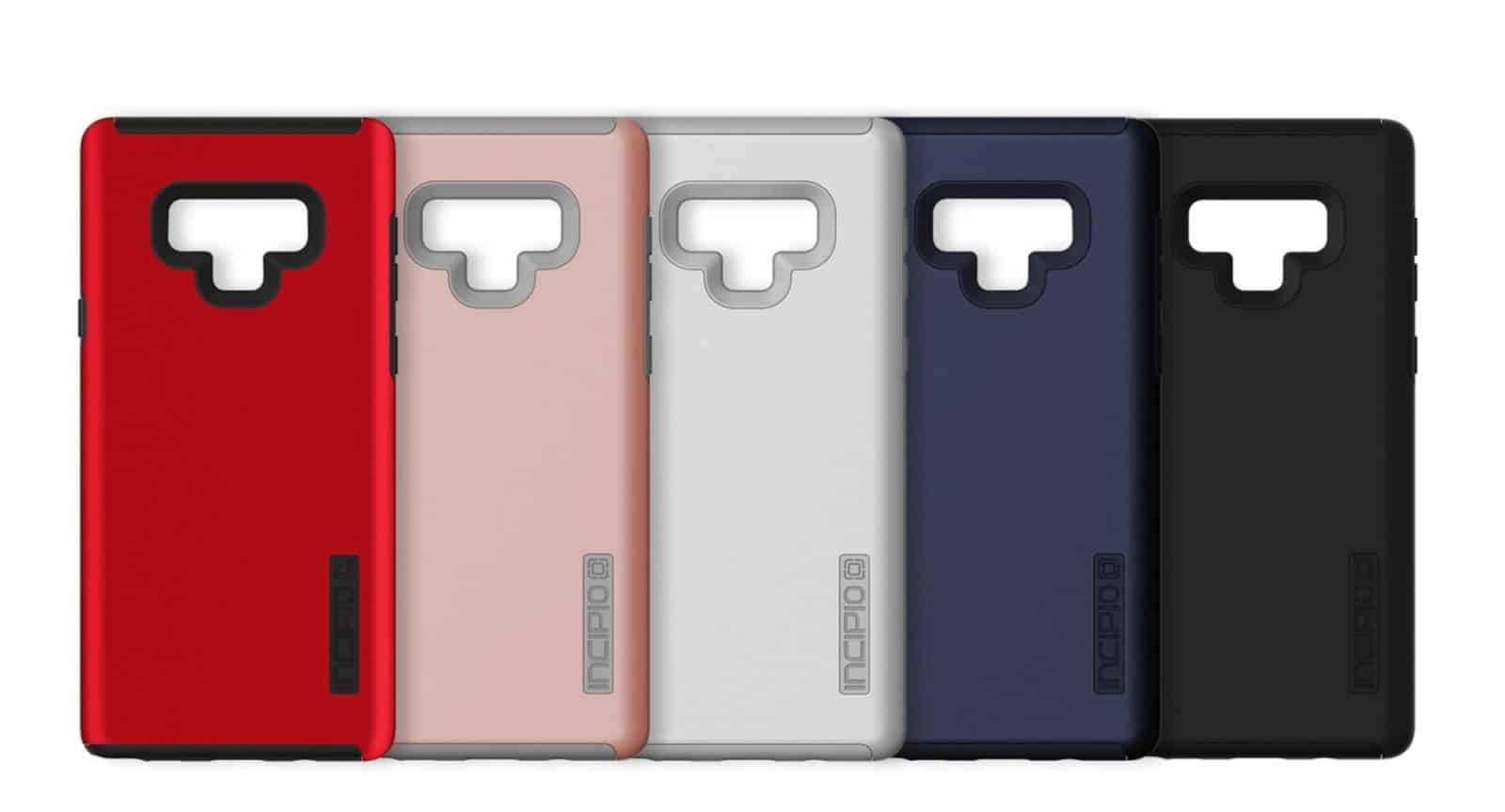 Incipio Launches Protective Case Line For Samsung Galaxy Note 9 Goospery 5 Hybrid Dream Bumper Red