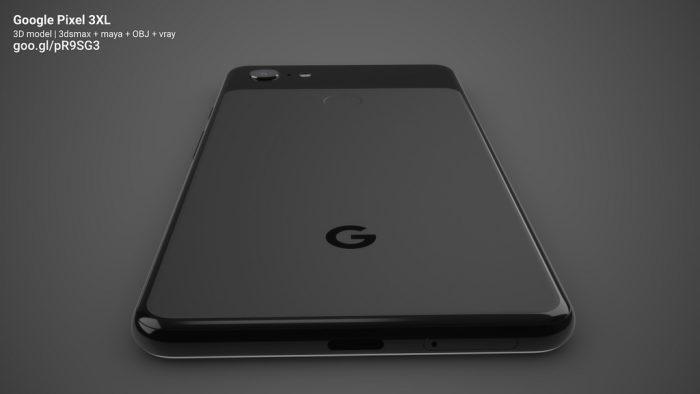 Martin Hayek Google Pixel 3 4