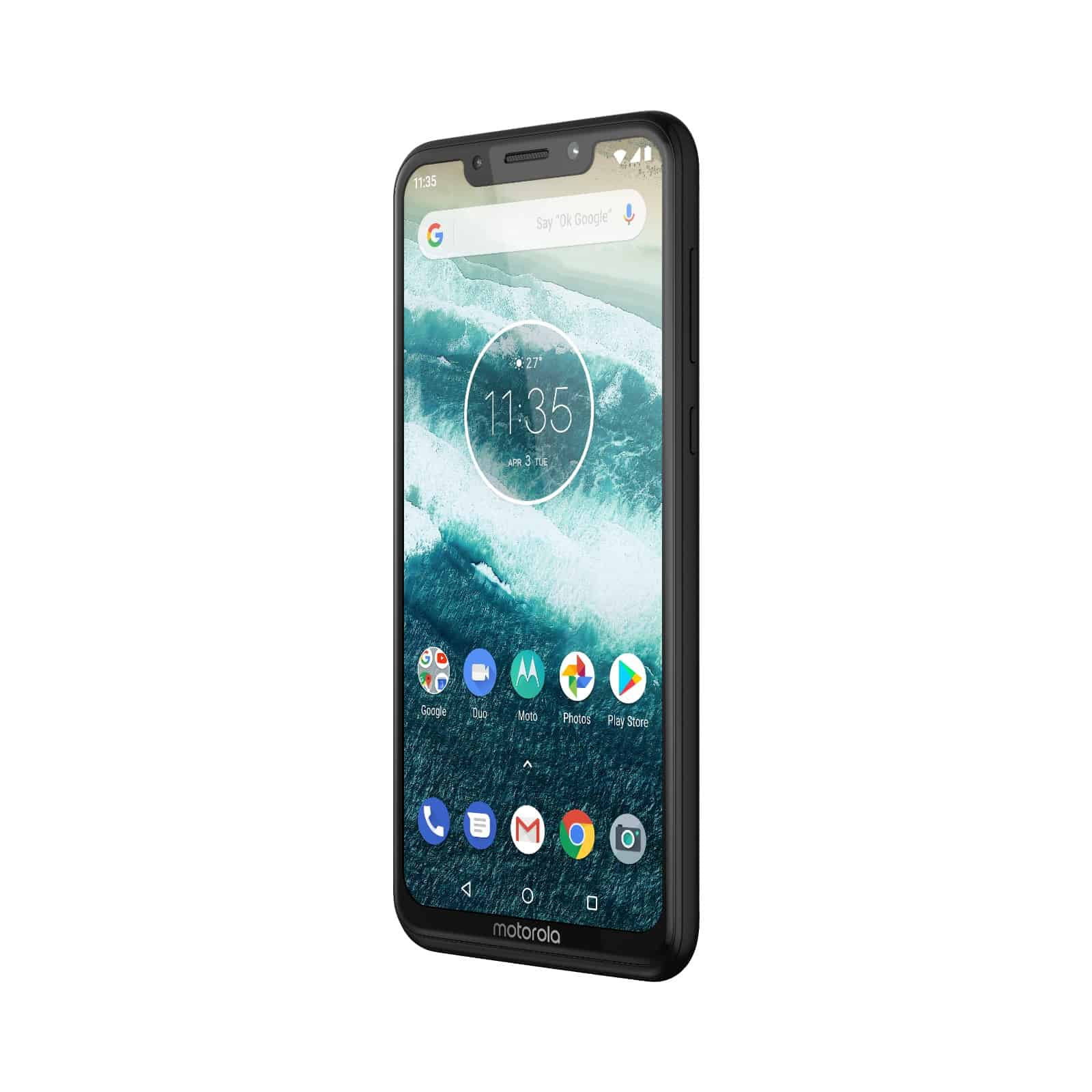 Motorola One Power official image 8