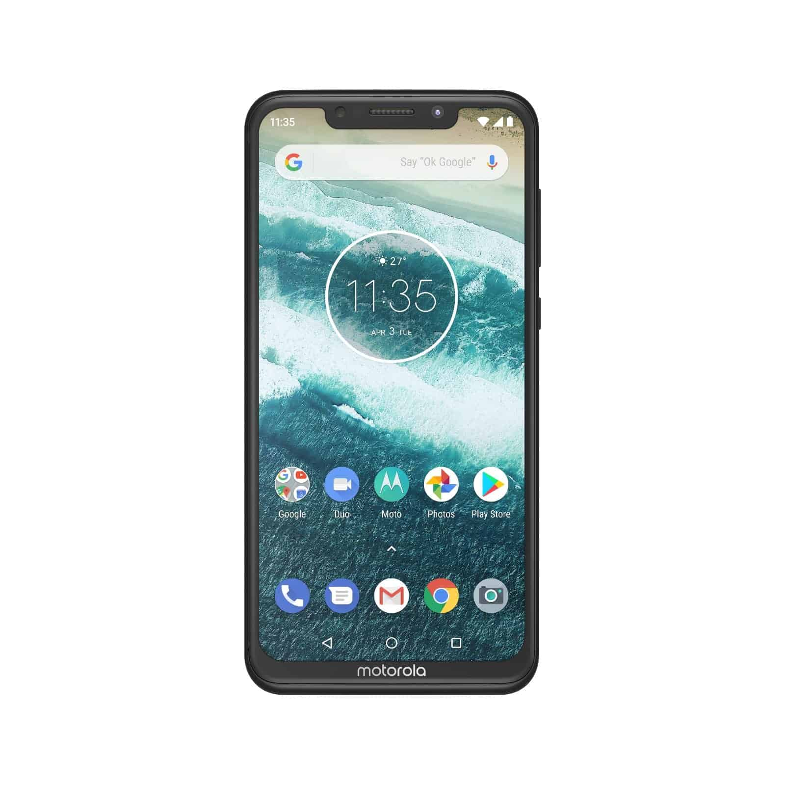Motorola One Power official image 9