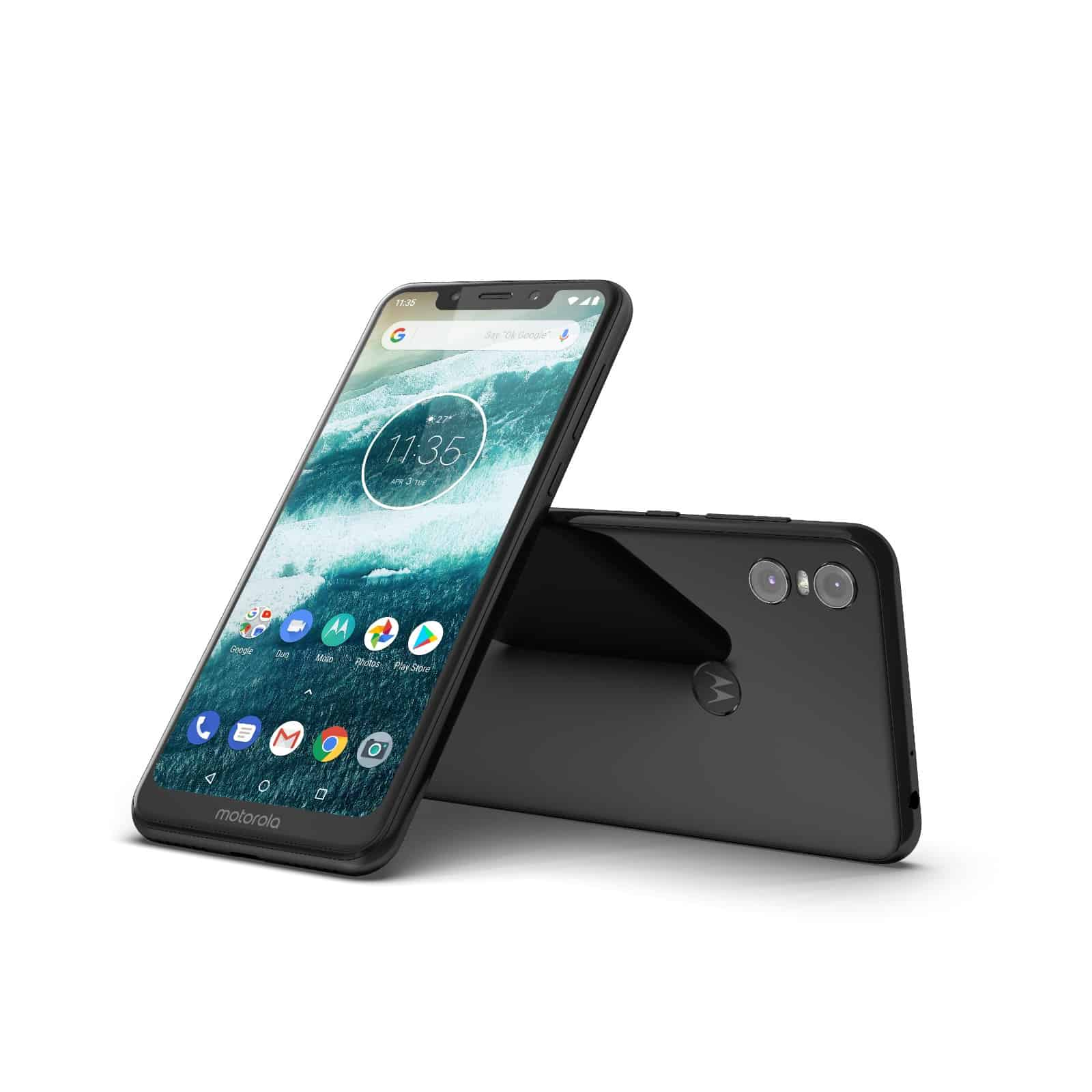 Motorola One official image 4
