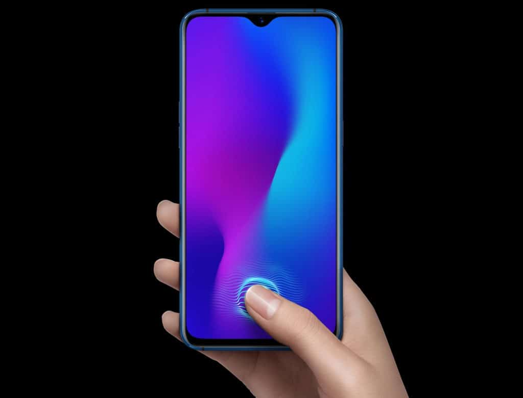 OPPO R17 official image 2