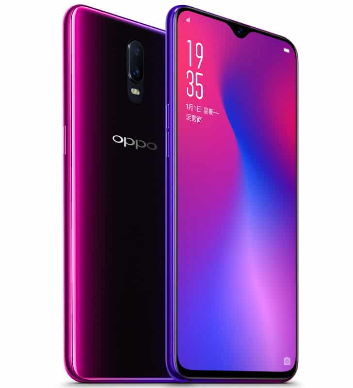 OPPO R17 official image 22