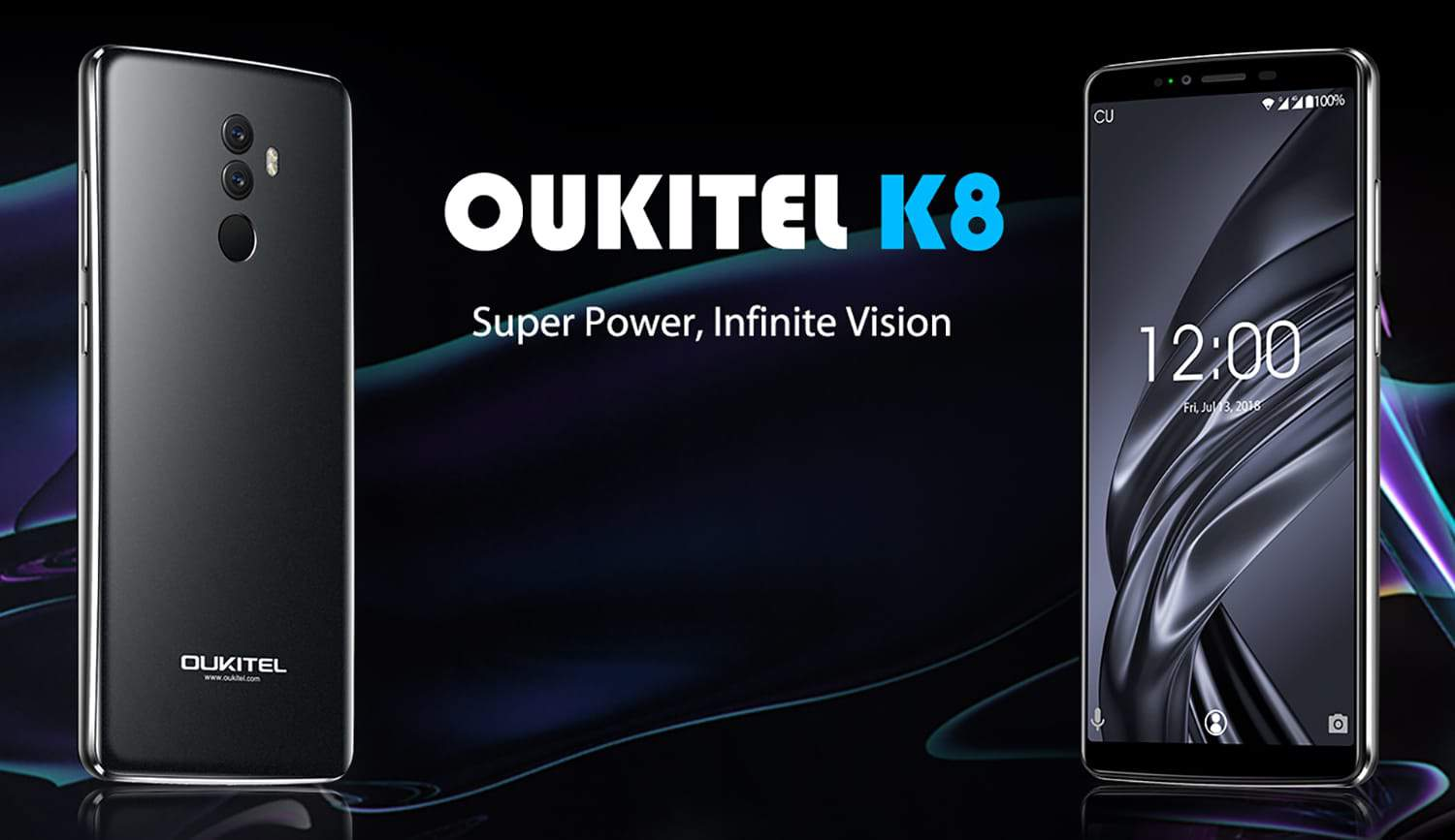 Unbox the Oukitel K8 Today