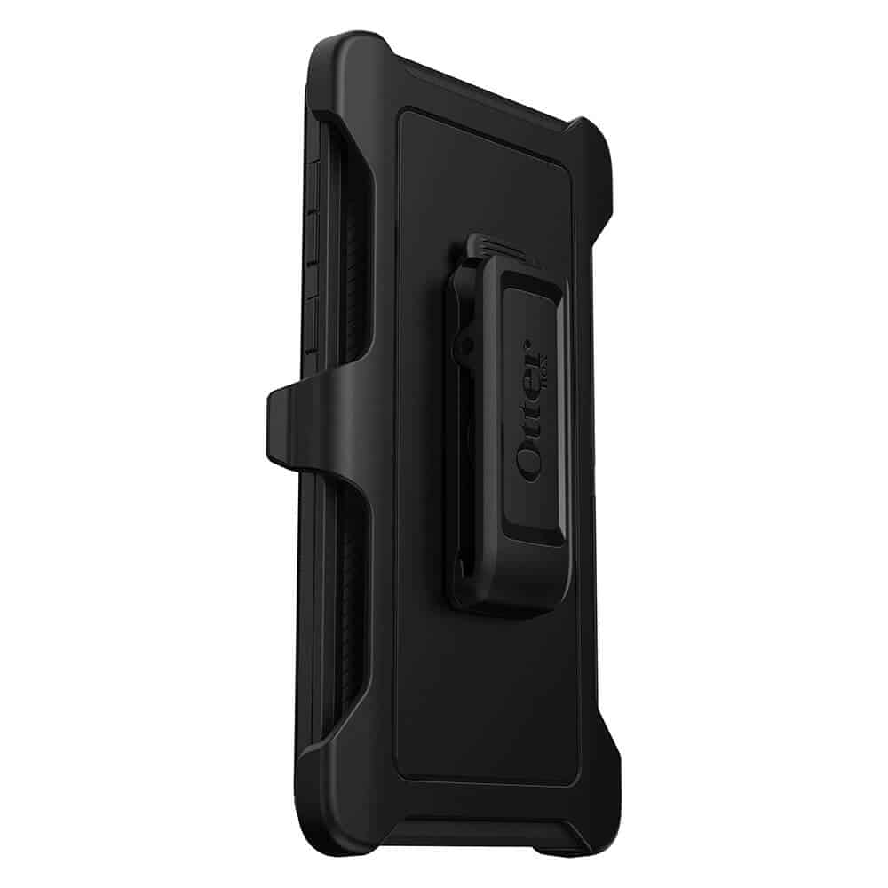 OtterBox Galaxy Note 9 def black h fr
