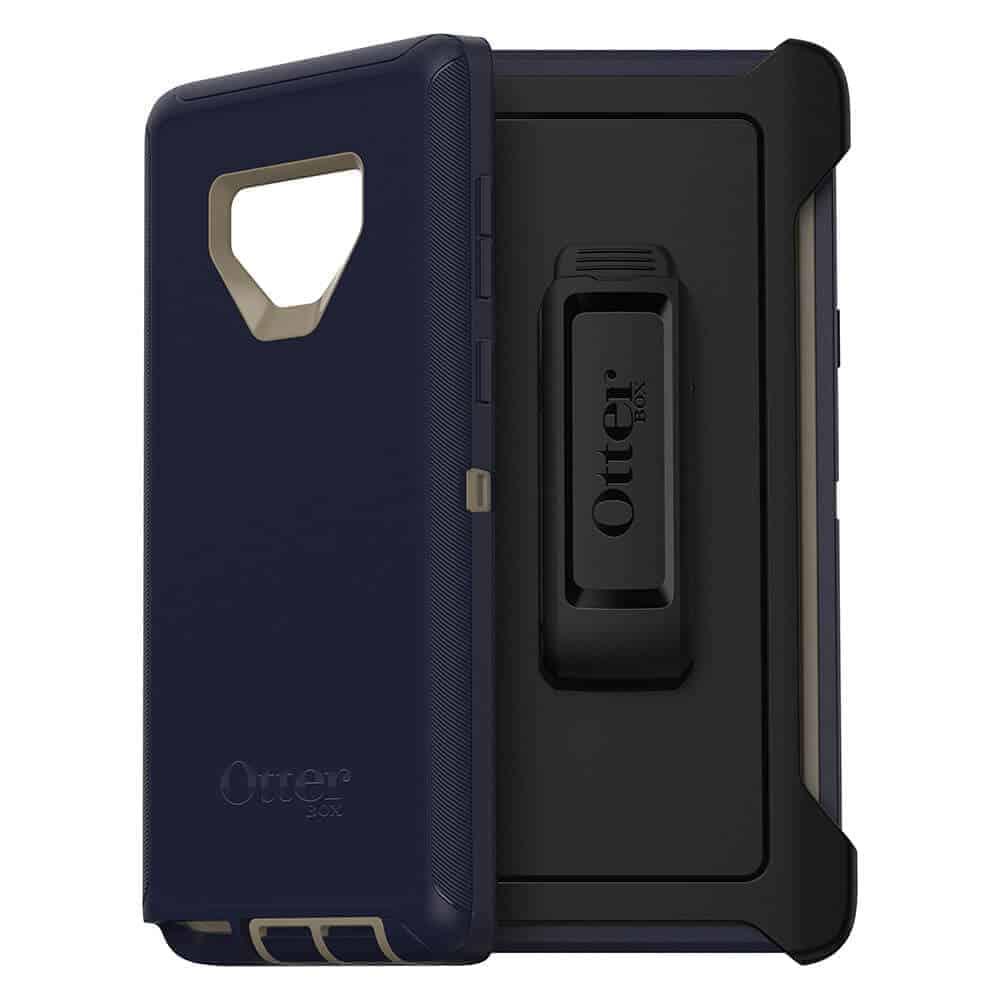 OtterBox Galaxy Note 9 def darklake split