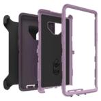 OtterBox Galaxy Note 9 def purplenebula exp