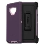 OtterBox Galaxy Note 9 def purplenebula split