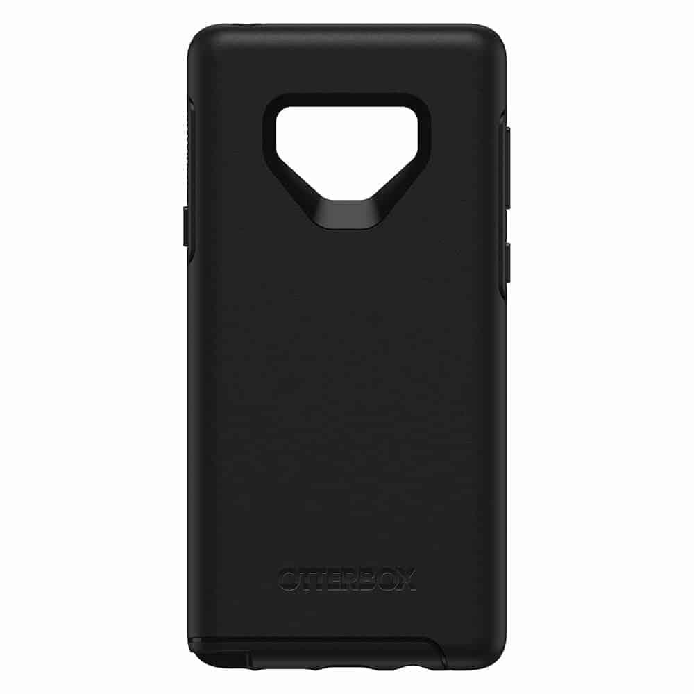 OtterBox Galaxy Note 9 sym black b