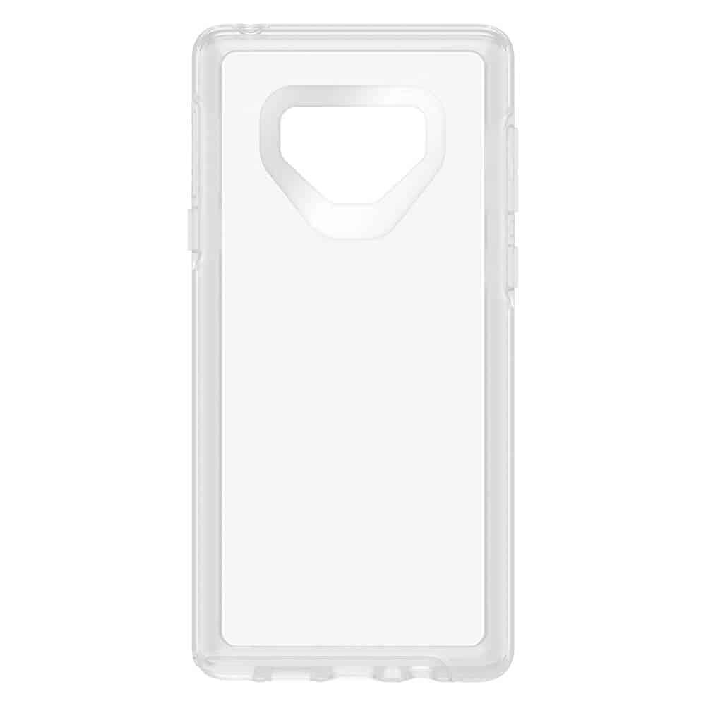 OtterBox Galaxy Note 9 sym clear b