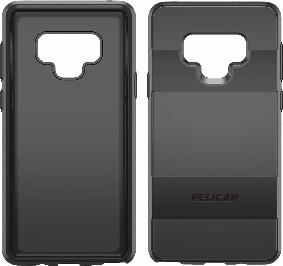 Pelican Voyager Galaxy Note 9 case 1