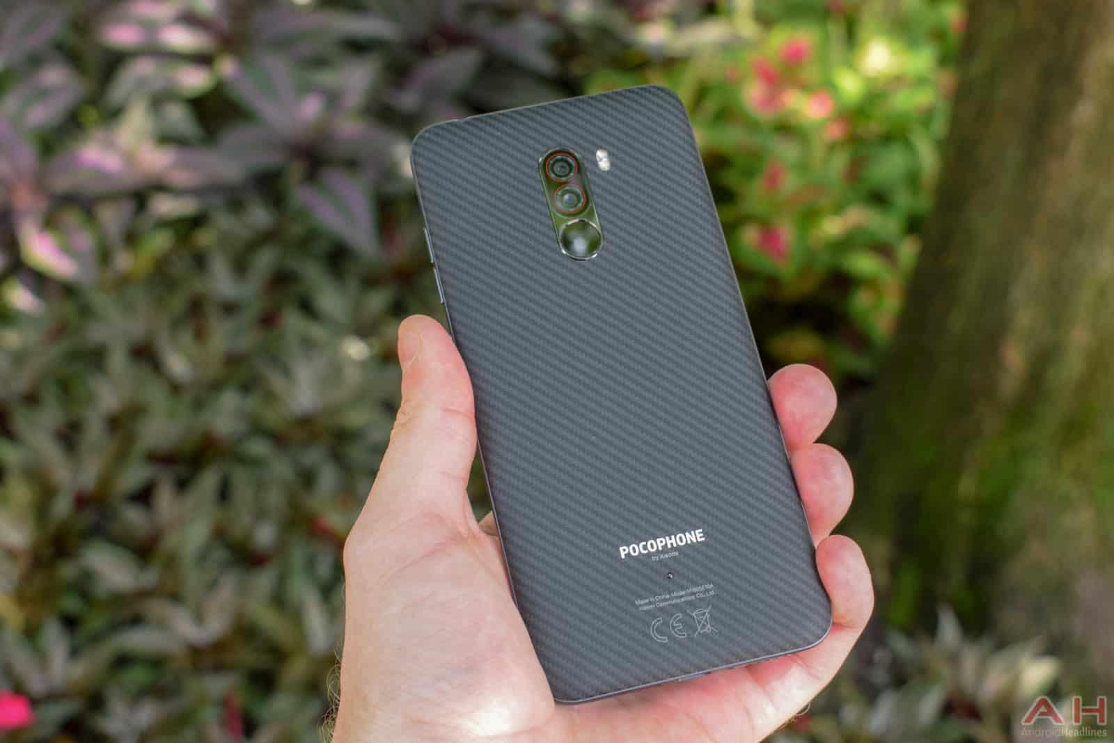 Teardown Of Xiaomi Poco F1 Hints At Moderately Easy