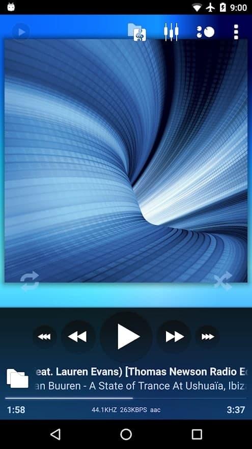 Poweramp Beta 1