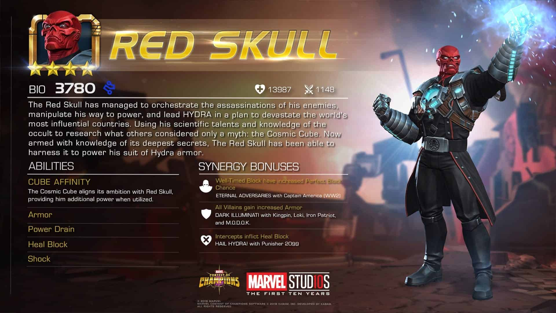 Red Skull 3