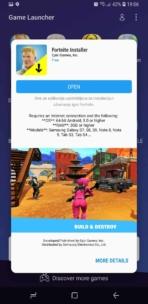 Samsung Galaxy Apps Fortnite Screenshot Croatian AH