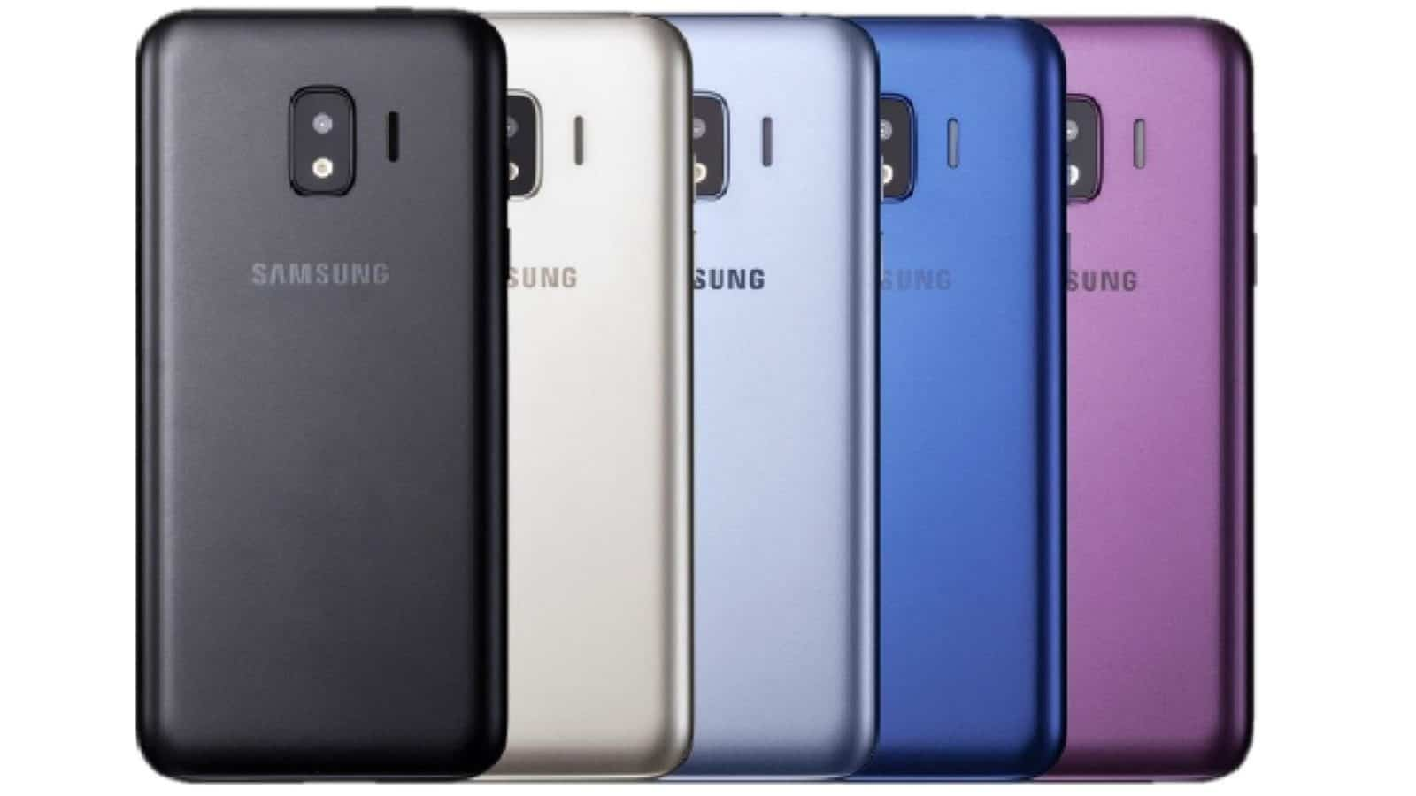 Samsung J2 Wallpaper Images: Samsung Galaxy J2 Core Leak Shows Five Color Variants