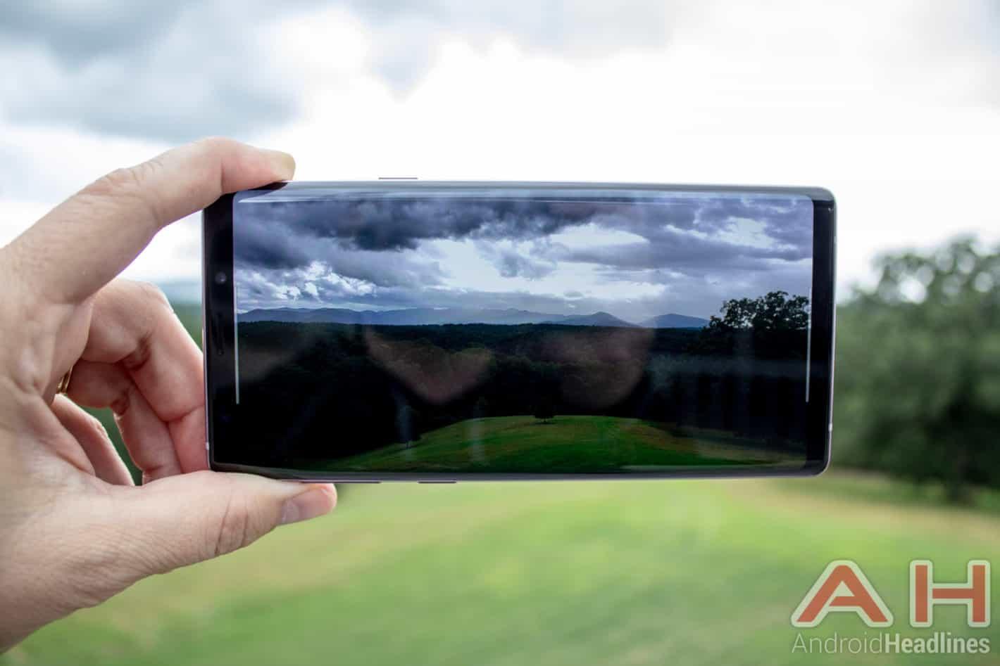 Samsung Galaxy Note 9 AH NS 05 display