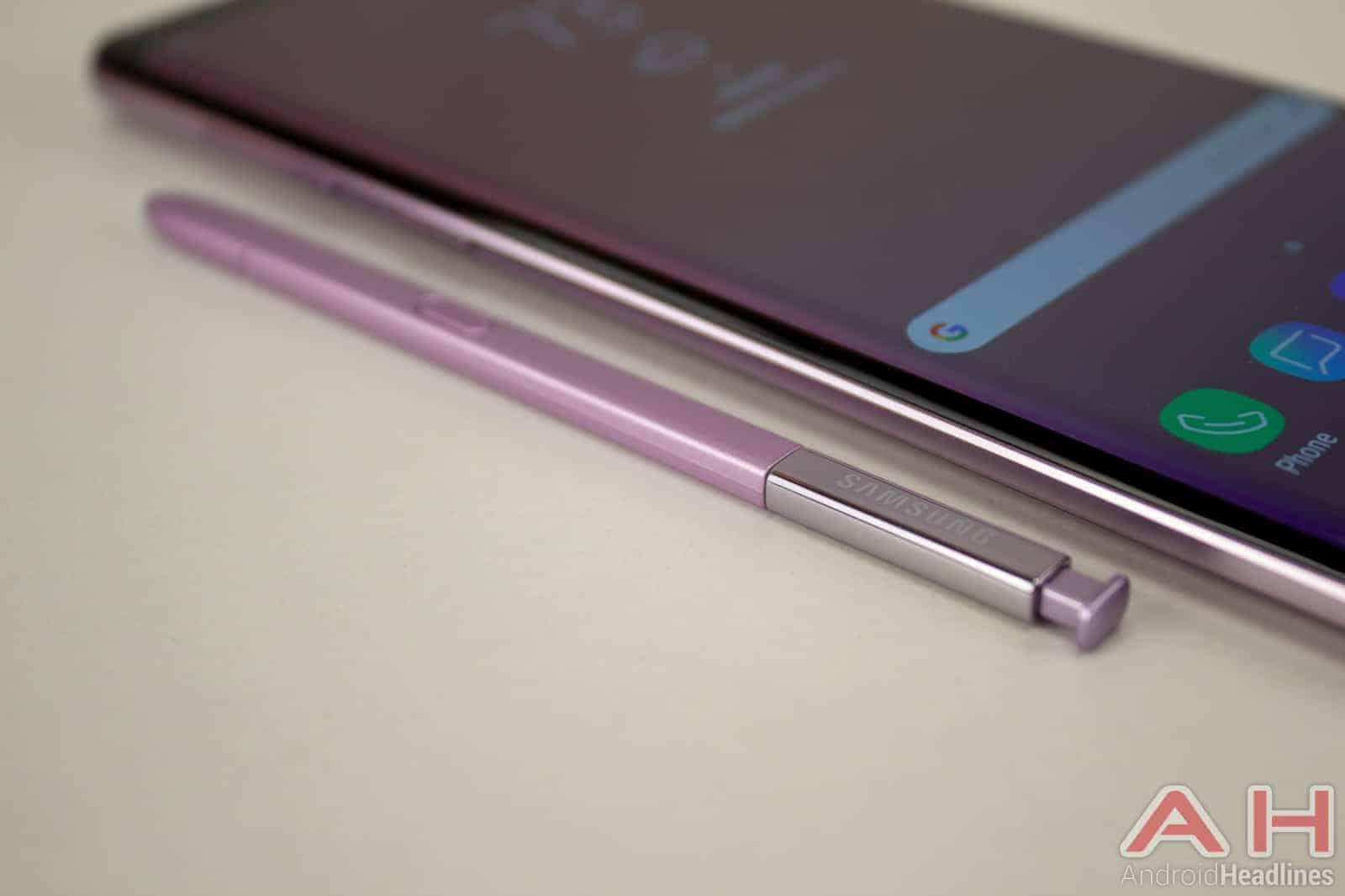 Samsung Galaxy Note 9 AH NS 16 s pen