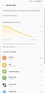 Samsung Galaxy Note 9 AH NS battery heavy
