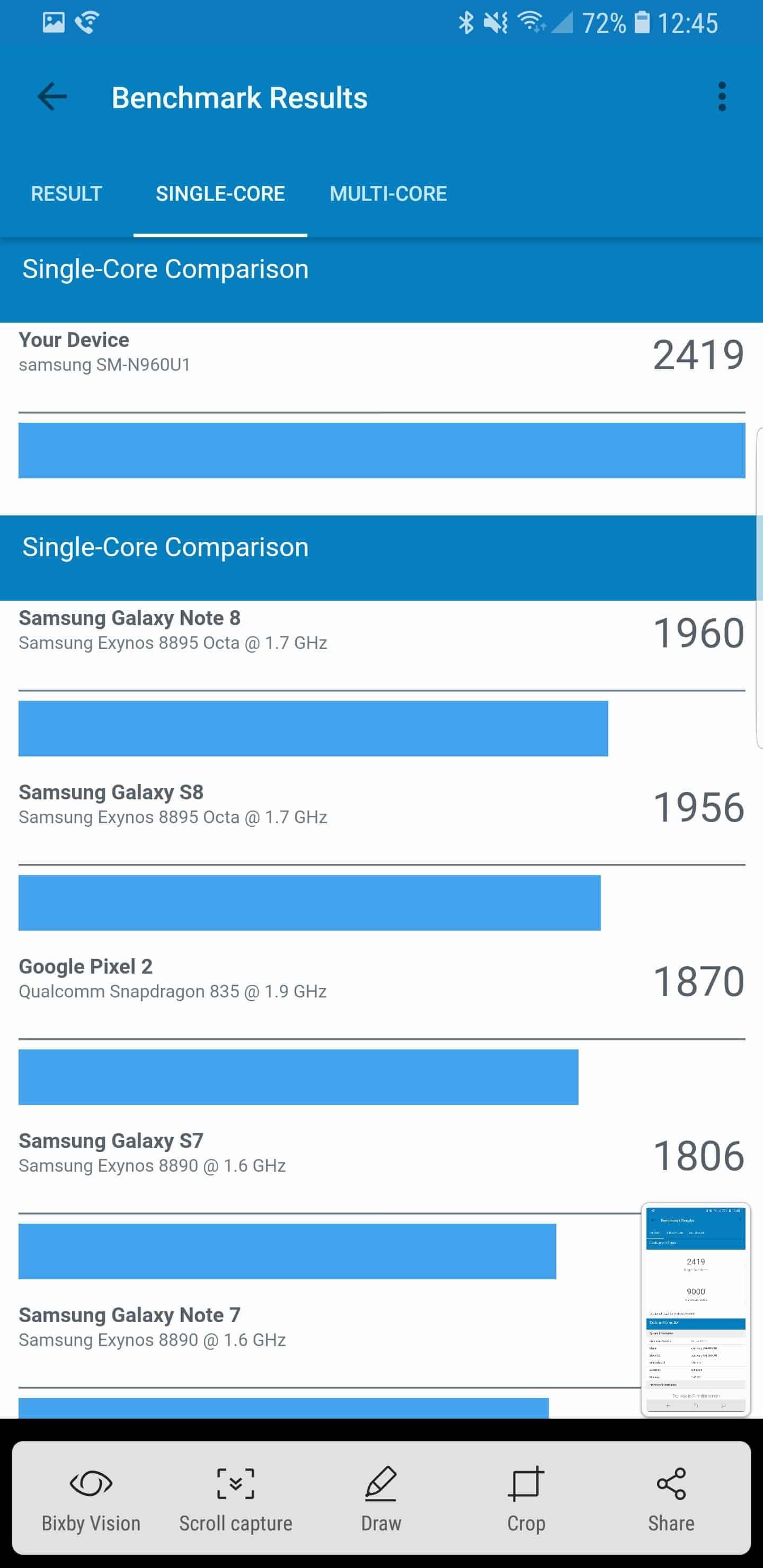 Samsung Galaxy Note 9 AH NS benchmarks 03
