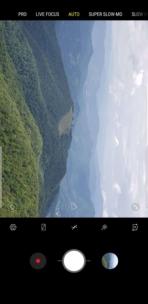 Samsung Galaxy Note 9 AH NS camera ui