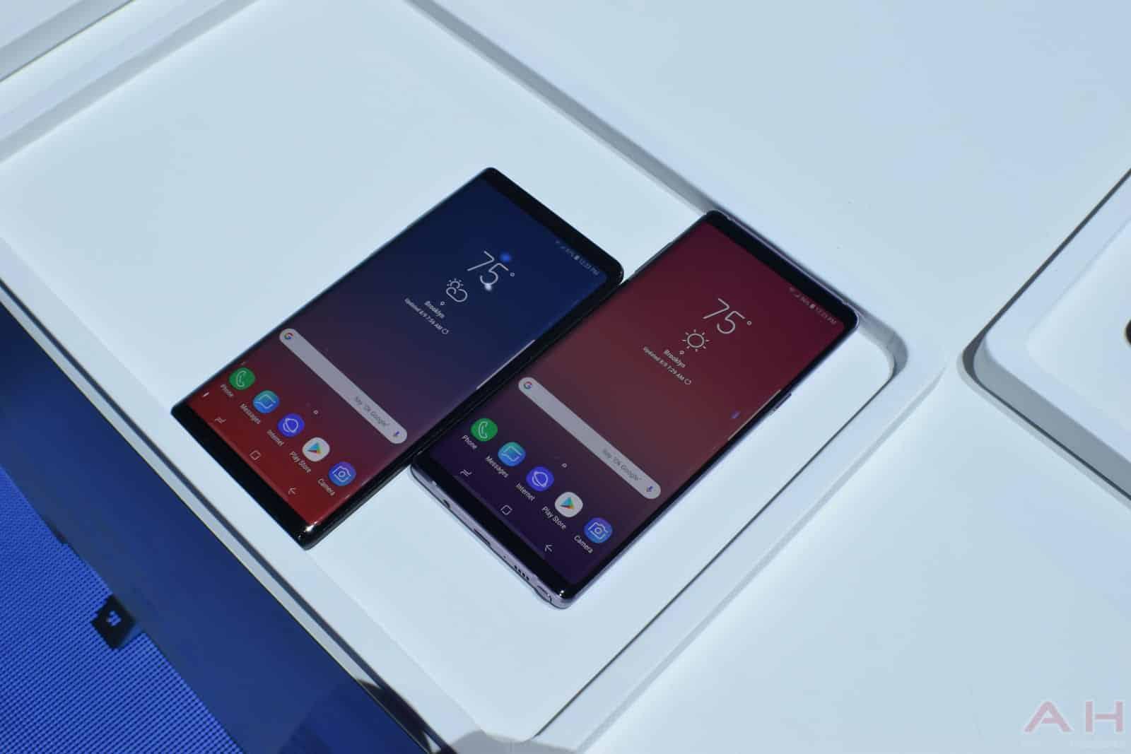 Samsung Galaxy Note 9 AM AH 23
