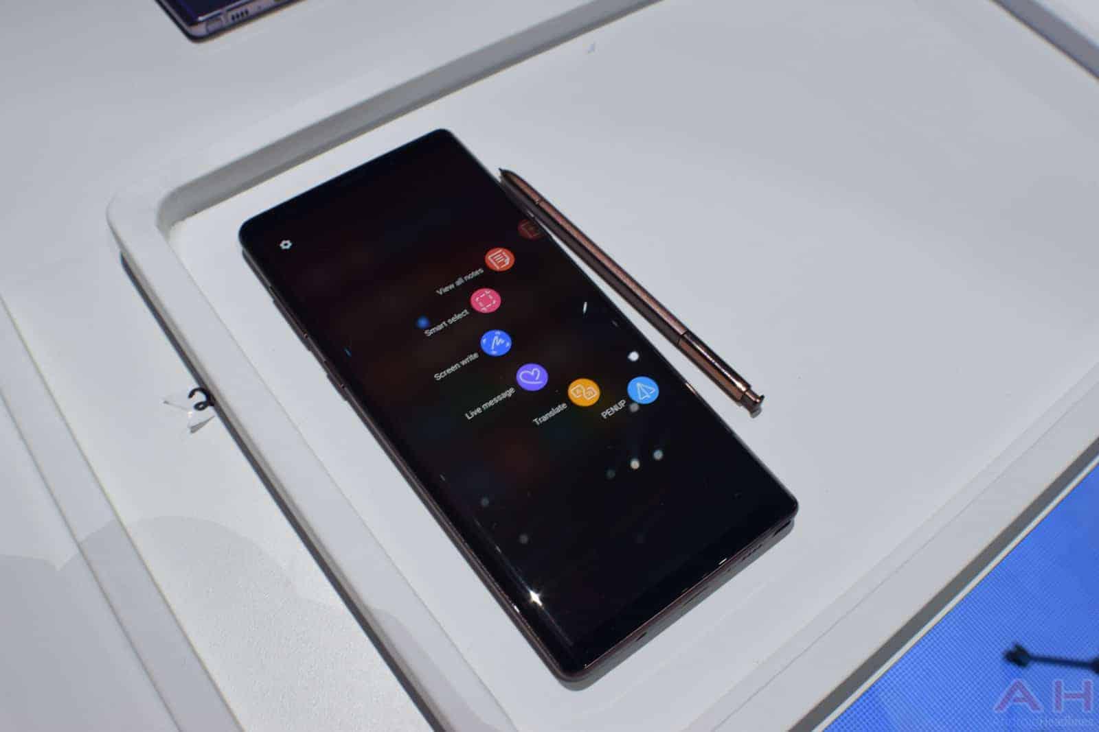 Samsung Galaxy Note 9 AM AH 36
