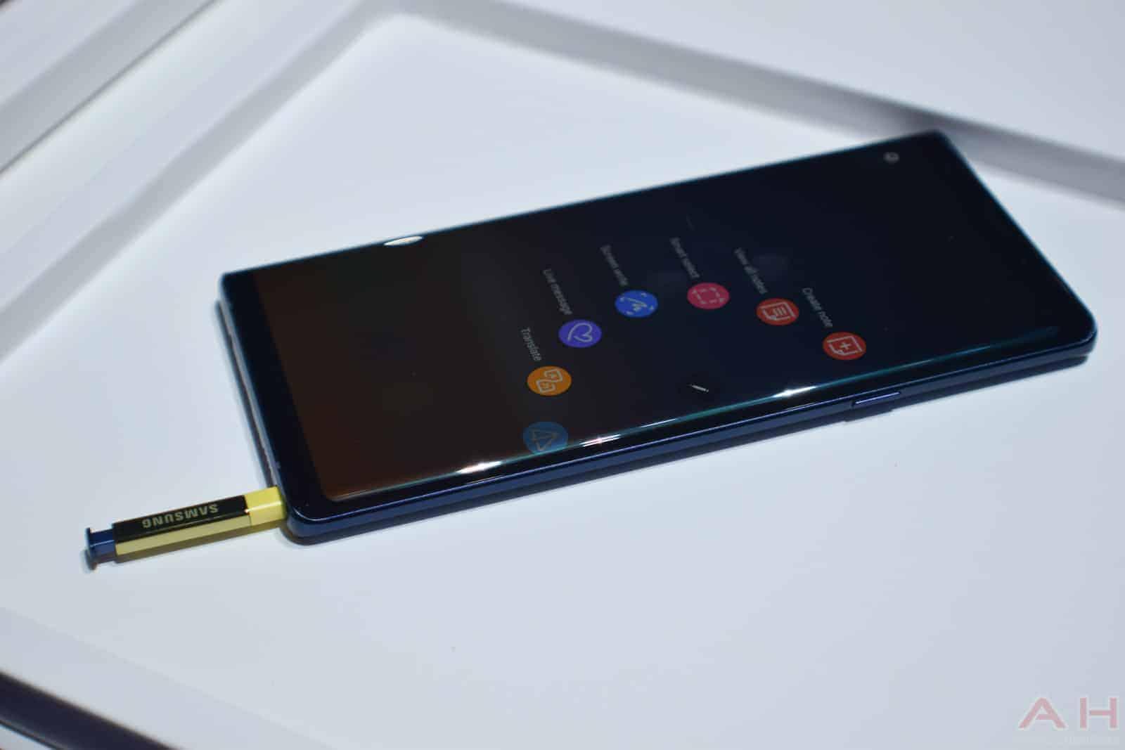 Samsung Galaxy Note 9 AM AH 8