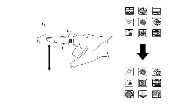 Samsung Smart Ring Patent 14