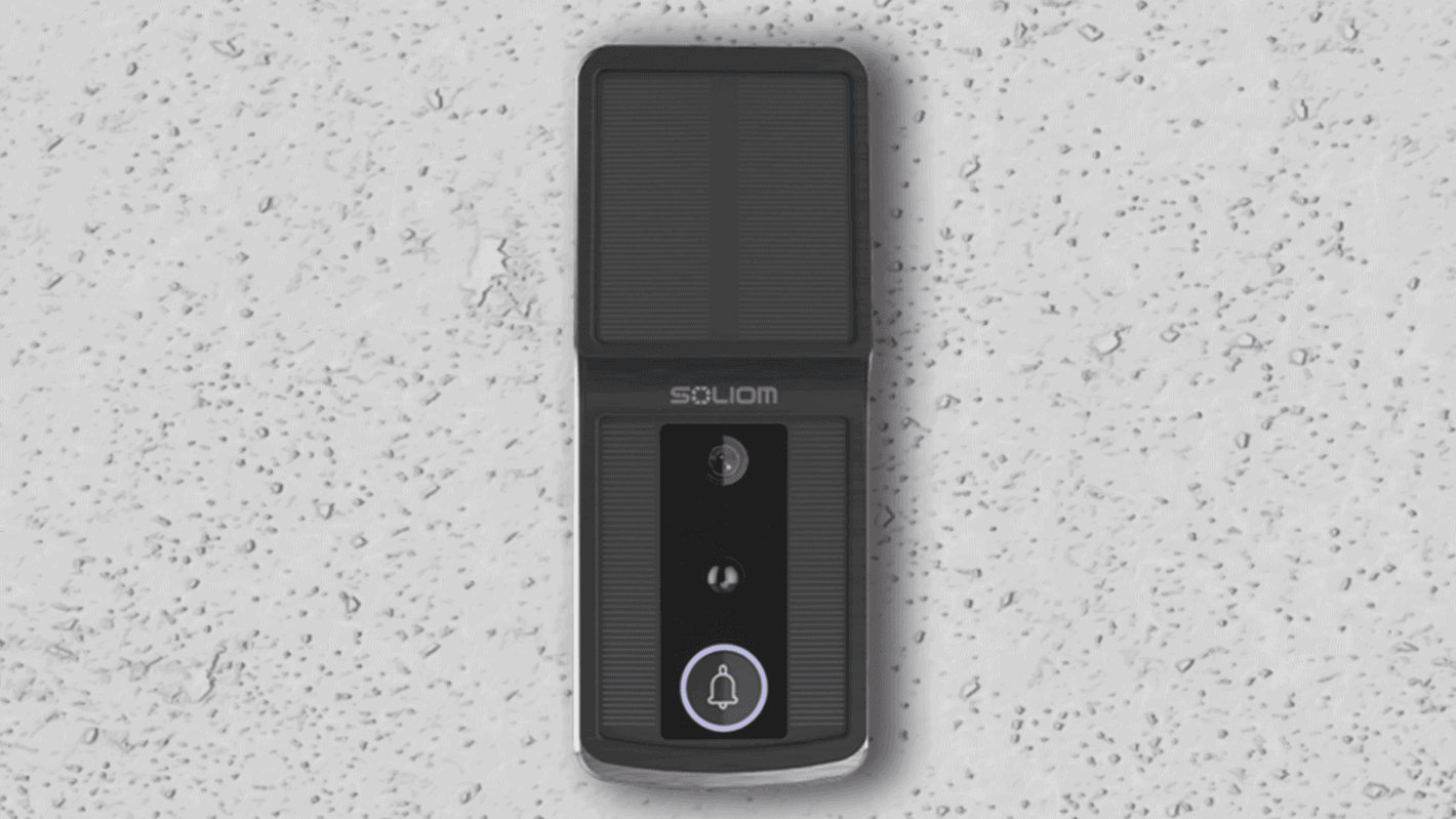 Soliom Doorbell Press Image from Soliom site 00