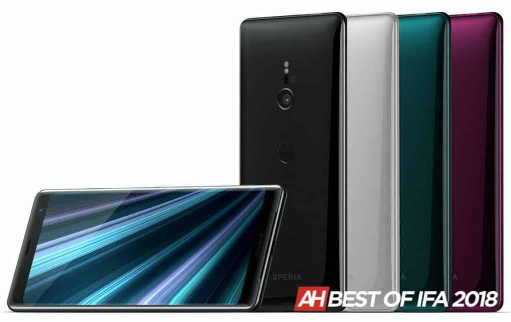 Sony Xperia XZ3 Best of IFA 2018 2