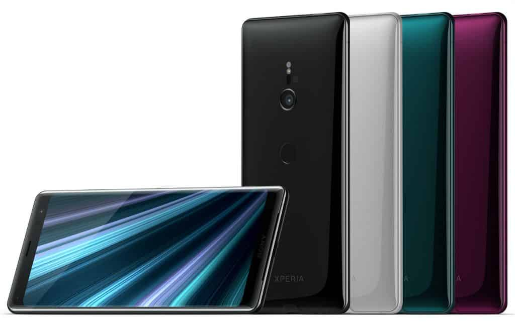 Sony Xperia Xz3 S Oled Display Is The Best Claims A