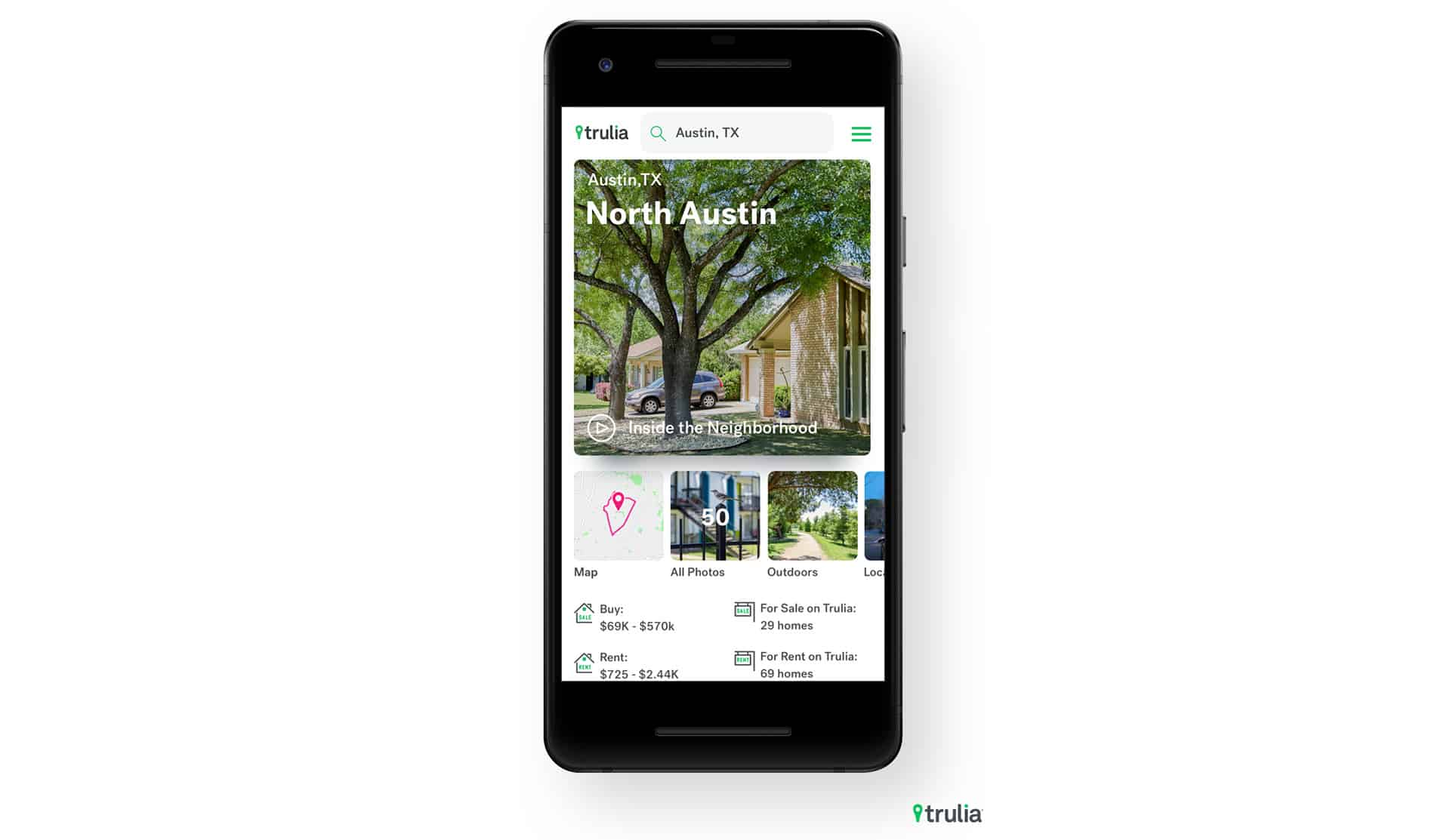 Trulia Wants To Change Real Estate With New Android Tool
