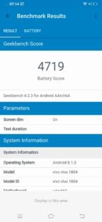 Vivo V11 Review Battery Bench 01
