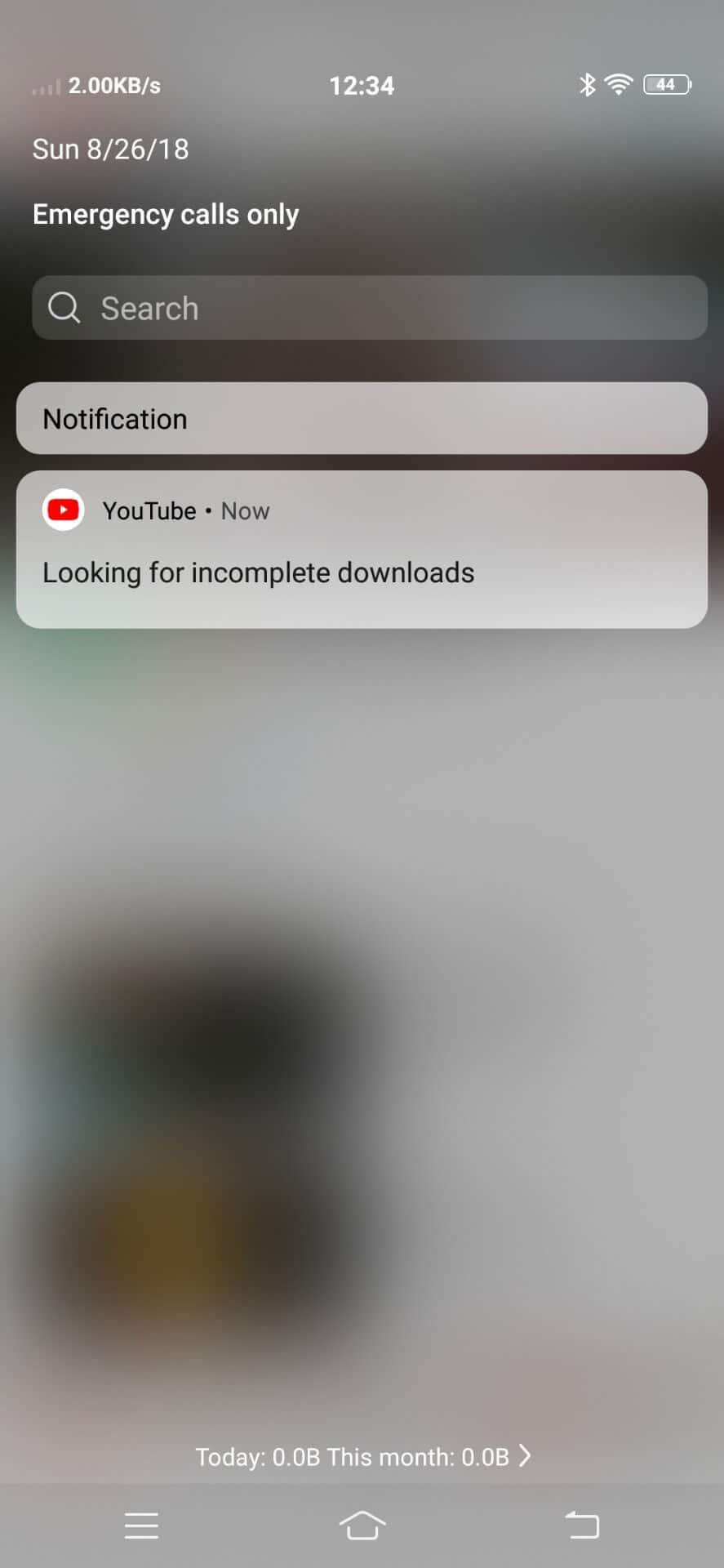 Vivo V11 Review Notification Shade