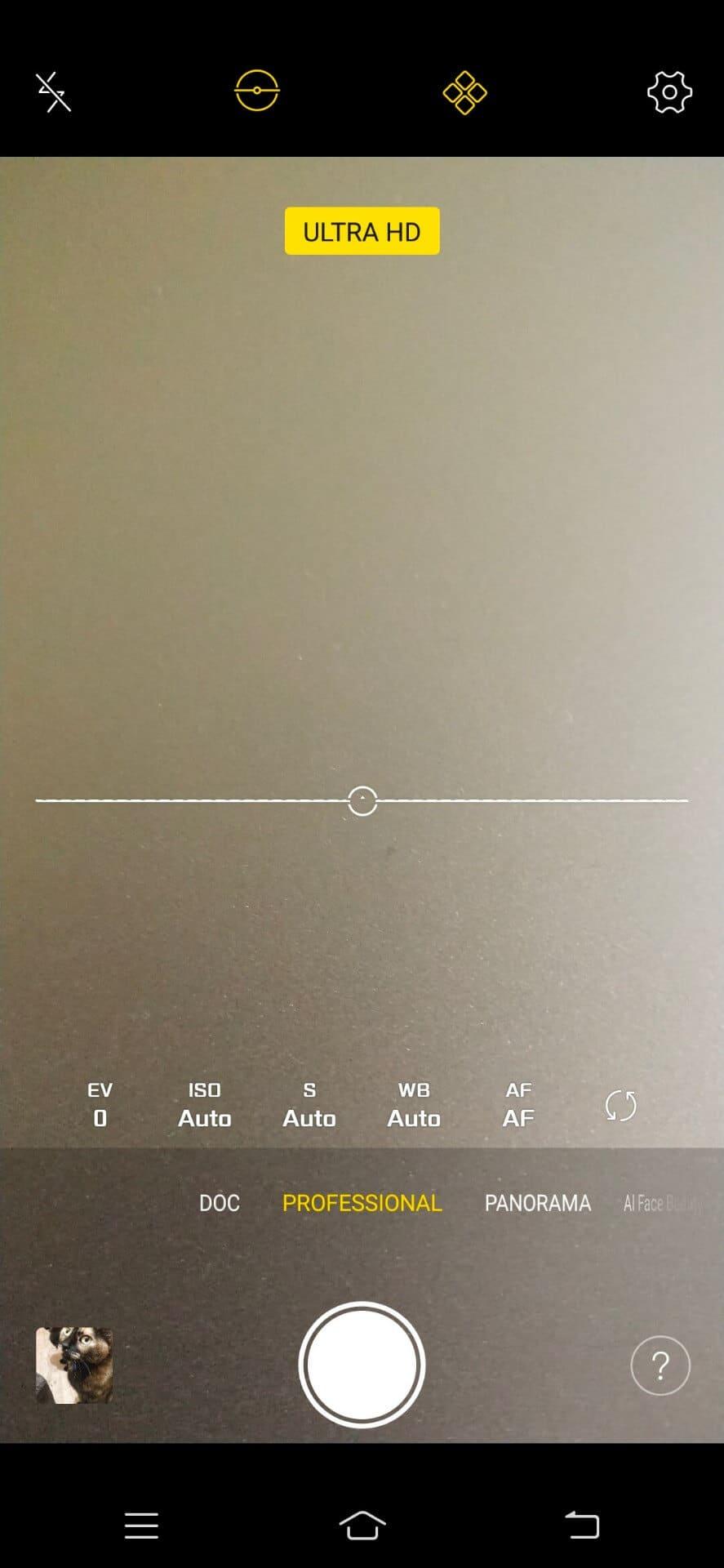 Vivo V11 Review Scrnsht Cam Software 03
