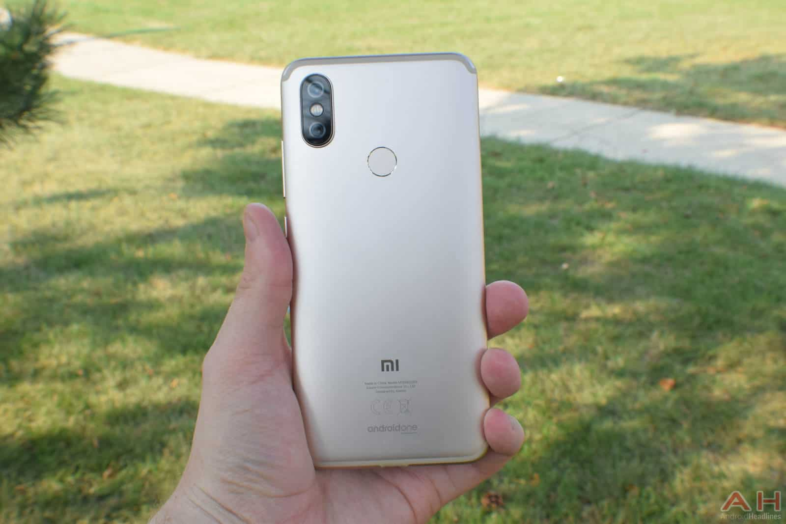 Xiaomi Mi A2 Android One Review AM AH 13